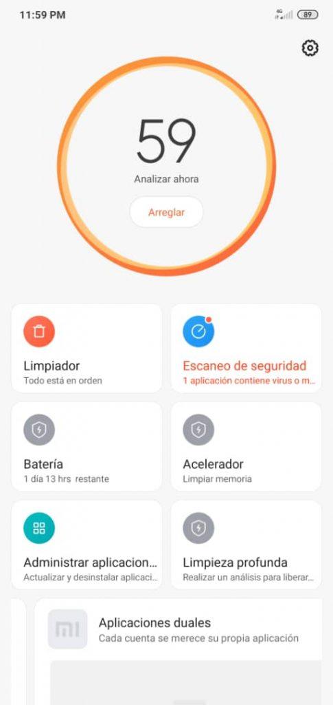 Cómo ahorrar datos móviles en Xiaomi